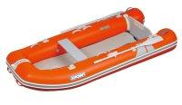ジョイクラフト(JOYCRAFT)☆ゴムボート オレンジペコ275(JOP-275)(3人乗り)【お取り寄せ商品】【送料無料】