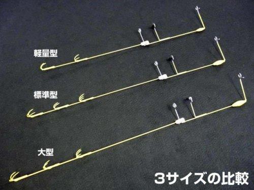 他の写真1: あおりねっと☆フッカーヤエン標準2本軽量2本の4本セット【送料590円(北・東北・沖 除く)】