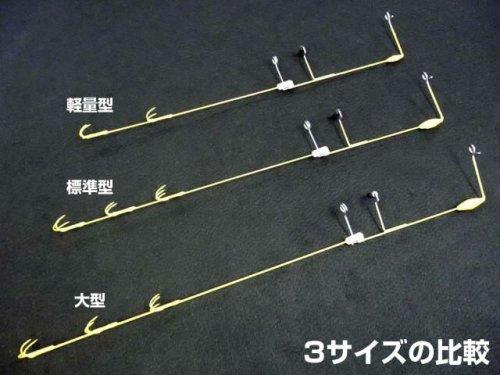 他の写真1: あおりねっと☆フッカーヤエン3兄弟の3本セット(イエロー)【送料590円(北・東北・沖 除く)】