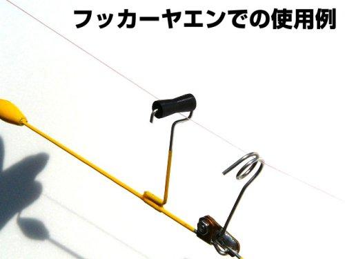 他の写真2: あおりねっと☆ヤエンのローラー(鼓型)パーツ 5個入り【ネコポスだと送料220円】