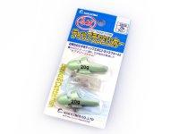 ナカジマ(NAKAZIMA)☆ティップランシンカー グロー 20g【メール便だと送料220円】