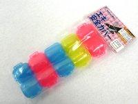 ナカジマ(NAKAZIMA)☆エギ針安全カバー (10コ入)【ネコポスだと送料220円】