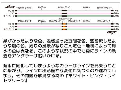 他の写真3: サンライン(SUNLINE)☆ソルティメイト(SaltiMate) PE EGI ULT HS8 0.7号 240m【北・沖 除き送料無料】
