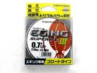 ユニチカ(UNITIKA)☆キャスライン エギングスーパーPE3 210m 0.7号【ネコポスだと送料190円】