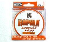 ラパラ(Rapala)☆ラピノヴァ・エックス エギング(RAPINOVA-X EGING) 150m【ネコポスだと送料220円】