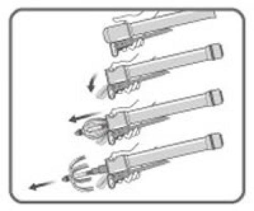 他の写真2: 第一精工☆オートキングギャフ CS300【北・沖 除き送料無料】