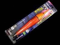 ハピソン(Hapyson)☆赤色発光自立ラバートップウキ 5号 YF-8604B【ネコポスだと送料220円】