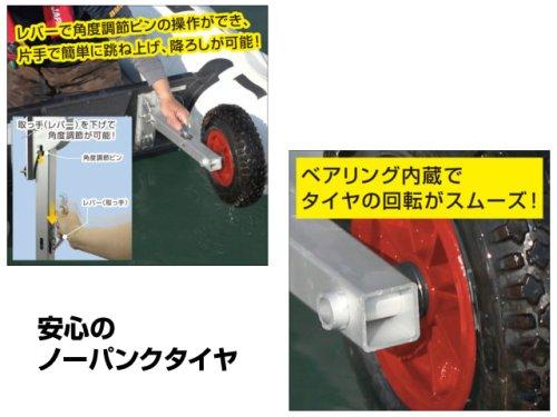 他の写真1: BMO JAPAN☆ボートドーリー2 6インチ 30E0062【北・沖 除き送料無料】