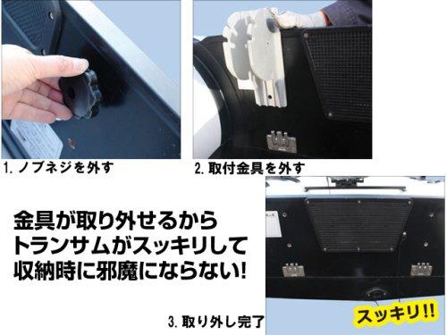 他の写真2: BMO JAPAN☆ボートドーリー2 バルーンタイヤ 30E0064【北・東北・沖 除き送料無料】