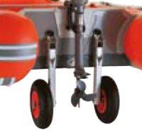 ジョイクラフト(JOYCRAFT)☆ランチングホイール ミニ LW-6 (32cmタイヤ)【お取り寄せ商品】【北・沖 除き送料無料】