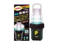 ハピソン(Hapyson)☆乾電池式高輝度LED水中集魚灯 YF-501【北・沖 除き送料無料】