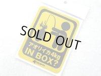 テトラポッツ(Tetrapots)☆IN BOX ステッカー アオリイカ【ネコポスだと送料220円】