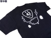 あおりねっとオリジナルTシャツ(煽道紀伊半島バージョン) ネイビー【ネコポスだと送料190円】
