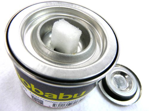 他の写真1: ガオバブ(Gaobabu)☆Gaobabu缶入り液体保温燃料(2.5時間タイプ)【送料590円(北・東北・沖 除く)】