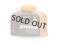 ジェットボイル☆ジェットパワー 100G(JETBOIL専用ガスカートリッジ)【送料590円(北・沖 除く)】
