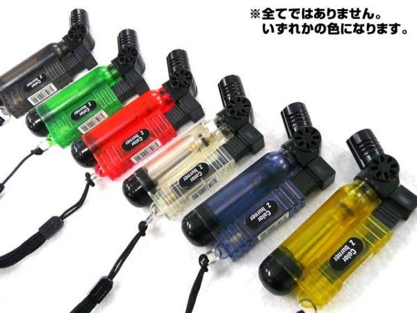 画像1: 石原商店☆カラーZバーナー(Color Z burner) 携帯トーチ型ライター【ネコポスだと送料190円】