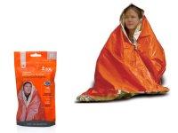 アドベンチャーメディカルキット(AMK)☆ S.O.L.ヒートシート エマージェンシーブランケット(Heatsheets Emergency Blanket)【ネコポスだと送料220円】