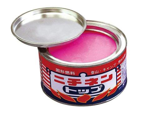 他の写真2: ニチネン☆固形燃料屋外用トップ丸缶-250g【送料590円(北・東北・沖 除く)】