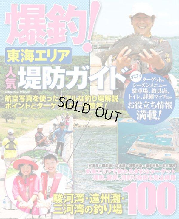 画像1: コスミック☆爆釣!東海エリア人気堤防ガイド【ネコポスだと送料220円】