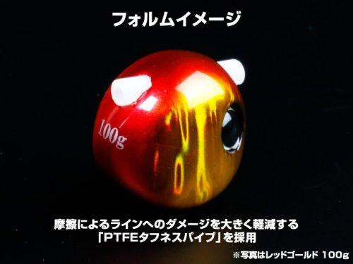 他の写真2: ジャッカル(JACKALL)☆鉛式ビンビン玉スライド 60g【ネコポスだと送料220円】