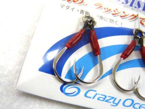 他の写真1: クレイジーオーシャン(Crazy Ocean)☆フラッシュアシスト W ショート Sサイズ【ネコポスだと送料220円】