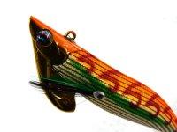 ダイワ(DAIWA)☆エメラルダス(Emeraldas) ボート2 RV 3.5号50g RV-2 金-縞オレンジ【メール便だと送料90円】